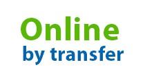 Online by transfer
