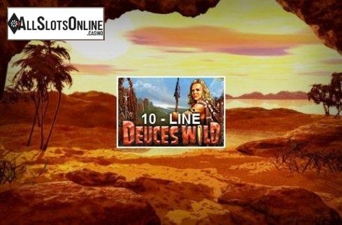 10-Line Deuces Wild
