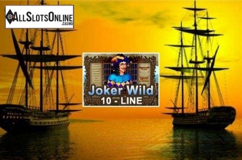 10-Line Joker Wild
