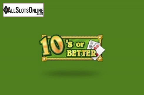 10's or Better (Play'n Go)