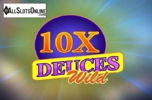 10x Deuce Wild Poker