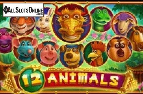 12 Animals (Booongo)
