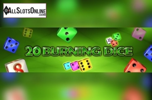 20 Burning Dice