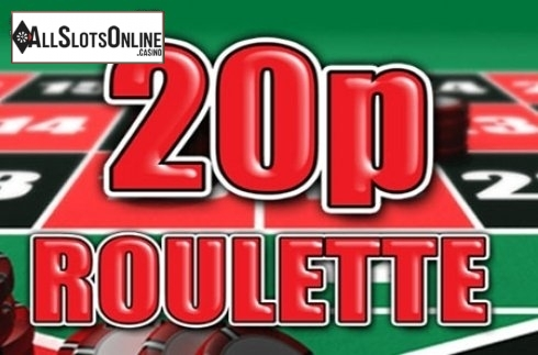 20p Roulette (Inspired Gaming)