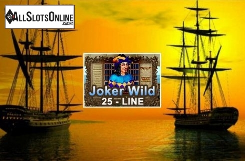 25-Line Joker Wild