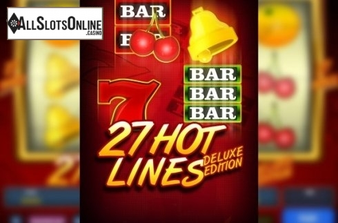 27 Hot Lines Delux