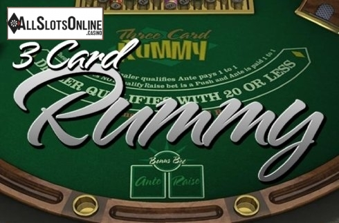 3 Card Rummy (Betsoft)
