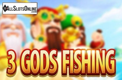 3 Gods Fishing