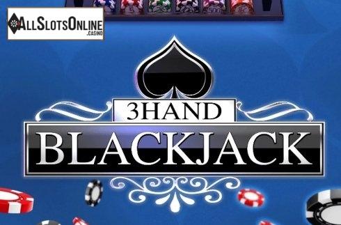 3 Hand Blackjack (HungryBear)