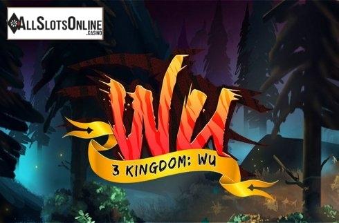3 Kingdom: WU