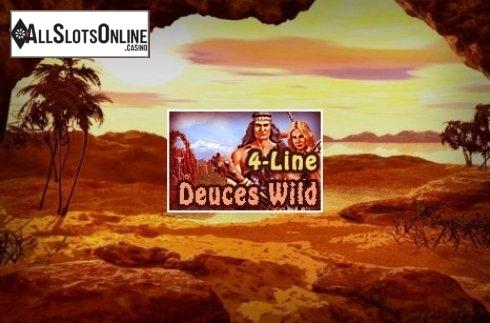 4-Line Deuces Wild (GameOS)
