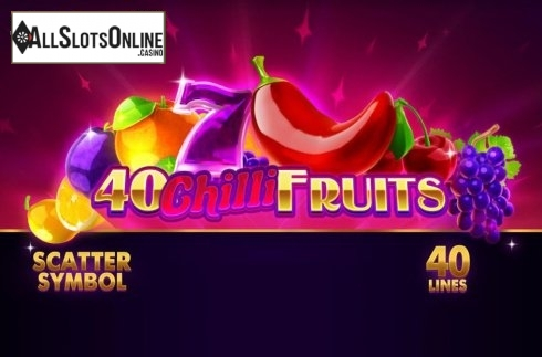40 Chilli Fruits (Gamzix)