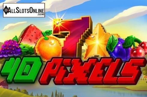 40 Pixels
