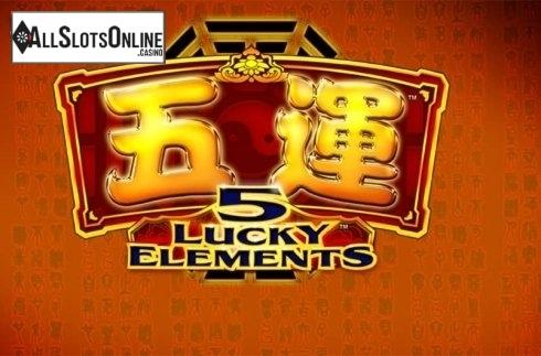 5 Lucky Elements