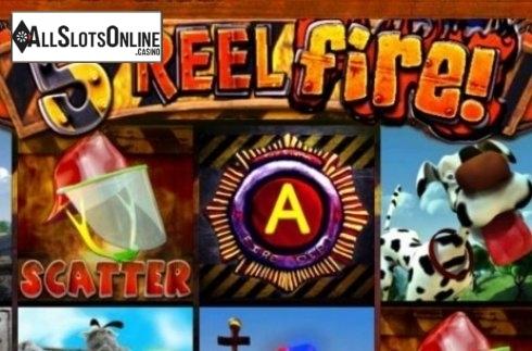 5-Reel Fire