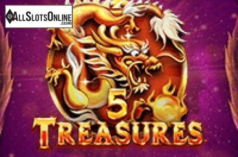 5 Treasures (Virtual Tech)