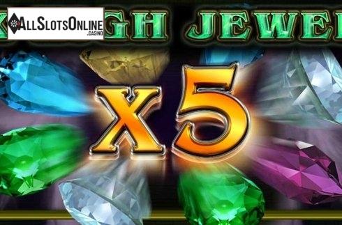 5X High Jewels