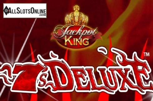 7s Deluxe Jackpot King