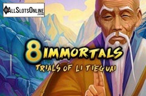 8 Immortals Trials of Li Tieguai