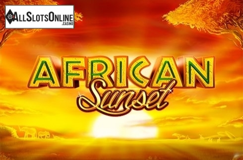African Sunset (GameArt)