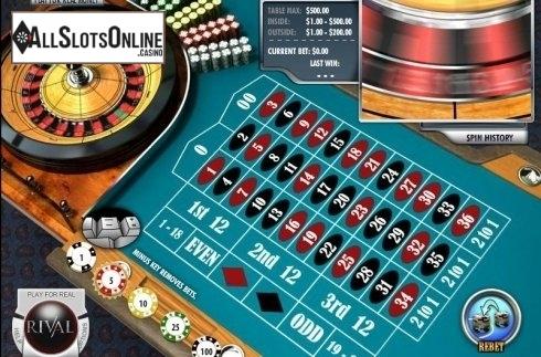 American Roulette (Rival)
