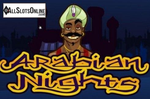 Arabian Nights (Netent)