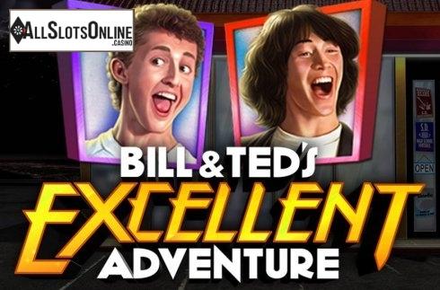 Bill & Teds Excellent Adventure (IGT)