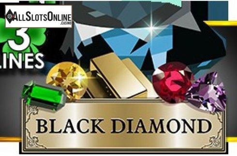 Black Diamond 3 Lines