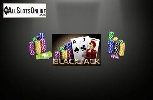 Blackjack 21 GameOS