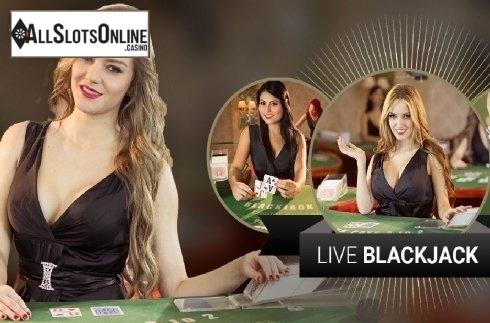 Blackjack Live Casino (Vivogaming)