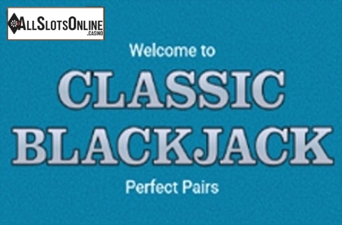 Blackjack with Perfect Pairs