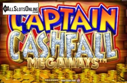 Captain Cashfall Megaways