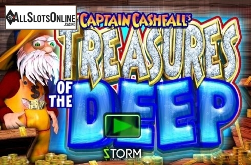 Captain Cashfall's Treasures of the Deep