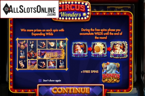 Circus Wonder