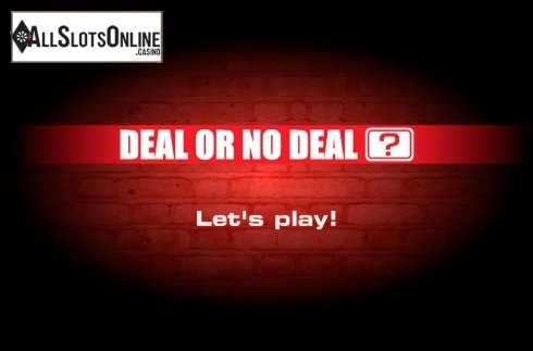 Deal or No Deal (Gamesys)