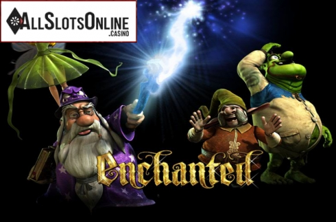 Enchanted (Betsoft)