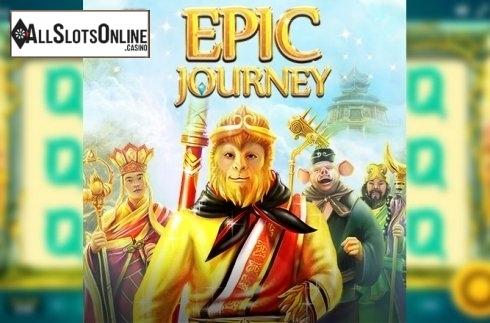 Epic Journey (Red Tiger)