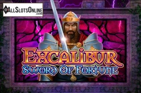 Excalibur Sword of Fortune