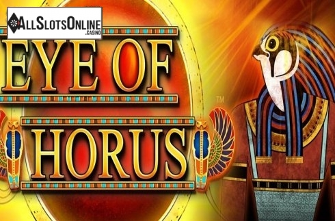 Eye of Horus (Reel Time Gaming)