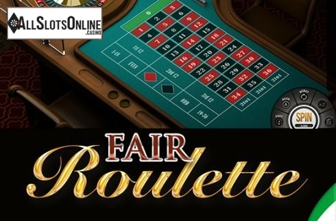 Fair Roulette (Capecod Gaming)
