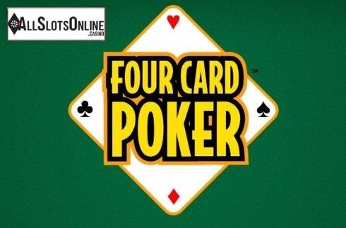Four Card Poker (Shuffle Master)