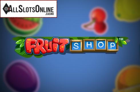 Fruit Shop (NetEnt)