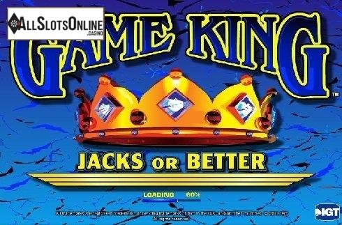 Jacks or Better Game King