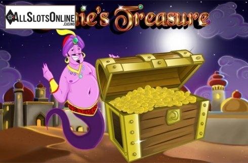 Genie's Treasure (2by2)