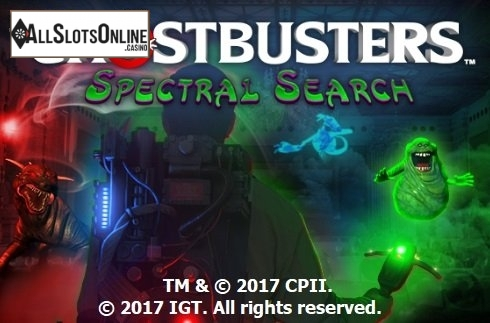 Ghostbusters Spectral Search