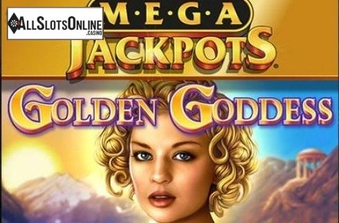 Golden Goddess Mega Jackpots