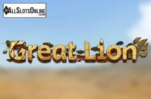 Great Lion (Dragoon Soft)
