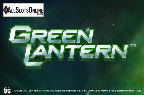 Green Lantern (Playtech)
