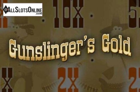 Gunslingers Gold Scratch and Win