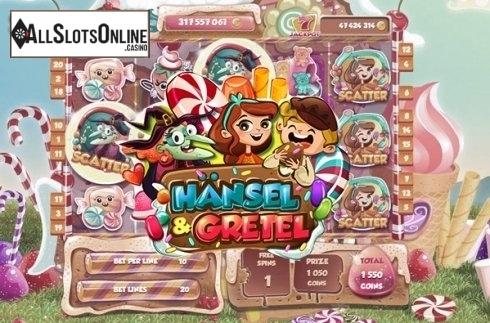 Hansel and Gretel (Red Rake)